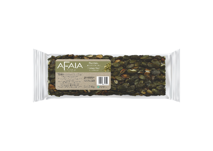 Honey Bar Pumpkin Seed